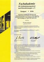 Fachakademie Stuttgart - Sicherheit und Gesundheitsschutz bei Gebäudesanierungen